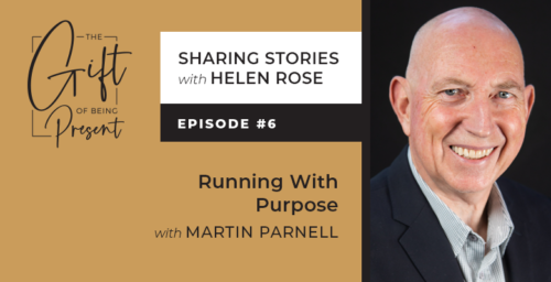 Running with Purpose with Martin Parnell - Episode #6