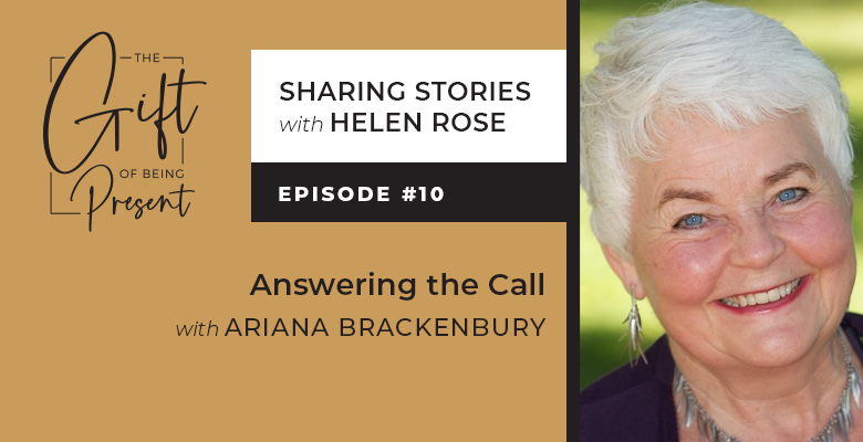 Answering the Call with Ariana Brackenbury