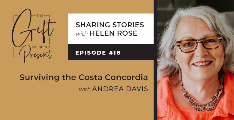 Surviving the Costa Concordia with Andrea Davis