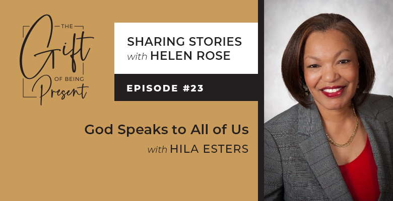 God Speaks to All of Us with Hila Esters